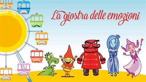 www delle emozioni it la giostra delle emozioni canzoni per bambini di mela