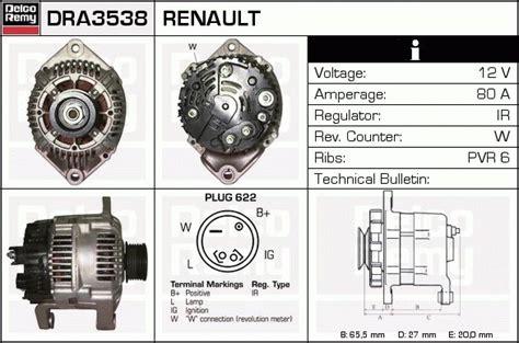renault alternator wiring diagram wiring diagram schemes
