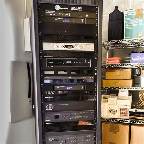 remote locating  home theater equipment av awakenings