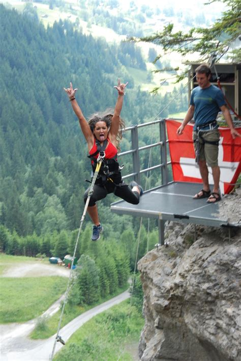 grand canyon rope swing cost canyon swing interlaken grindelwald interlaken tourismus