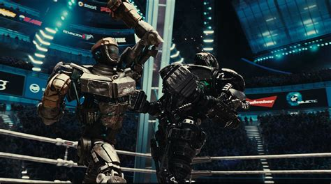 film robot game the inquisitive loon real steel