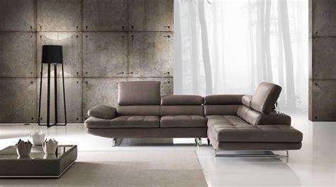 di divani divano angolare in pelle in brianza