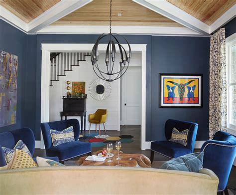 Color Chandelier New Southern Living Showcase Home Home Bunch Interior