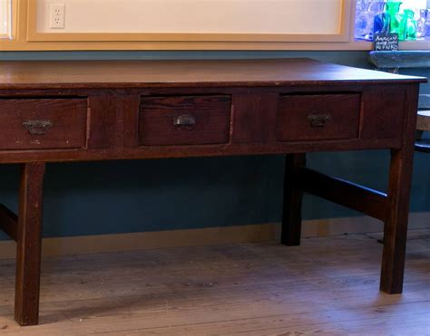 kitchen center island tables antique pine kitchen island table from holland at 1stdibs