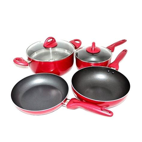 Panci Set Supra Rosemary 7 Pcs jual supra rosemary cookware panci set 7 pcs