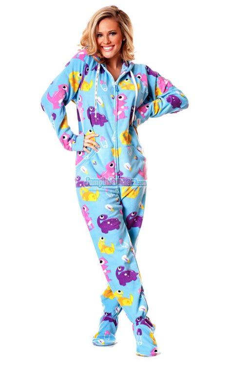 drop seat footed pajamas for adults pajamas polar fleece and hoodie on