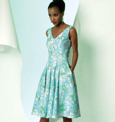 pattern review vogue dresses vogue patterns 8997 misses dress