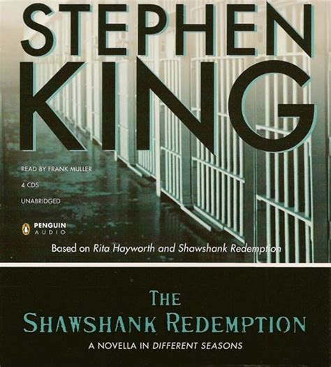 shawshank redemption book quotes quotesgram