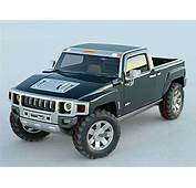 Hummer H3T Concept 2003 Picture 08 1600x1200