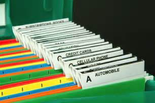 home filing system organization unlimited financial
