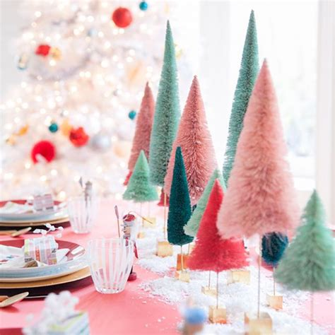25 popular christmas table decorations on pinterest all best 25 retro christmas decorations ideas on pinterest