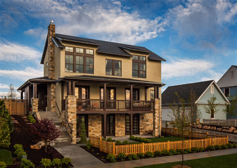 hillside cottage collection by david weekley homes now