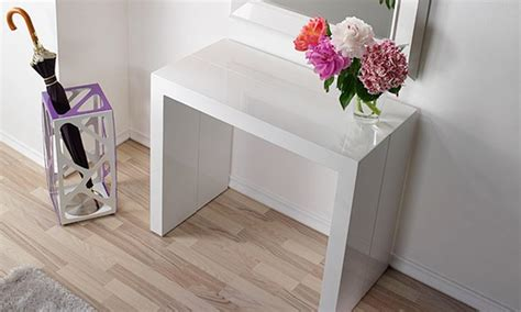 tavoli allungabili fino a 3 metri tavolo allungabile fino a 3 metri groupon goods