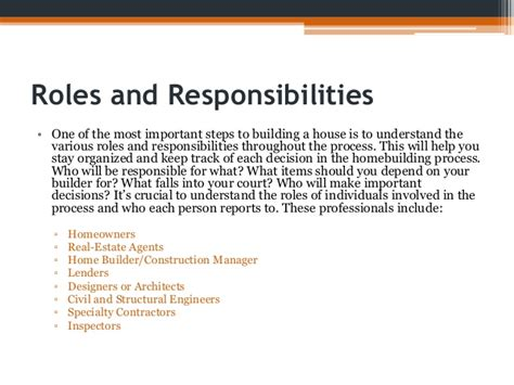 checklist for building a house checklist for building a house