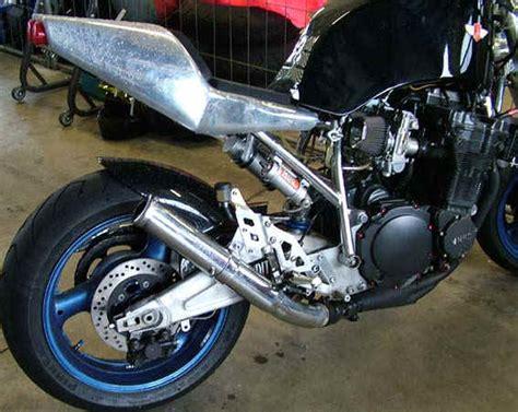 Motorrad Auspuff Einzelabnahme by Streetblaster Auspuffsysteme