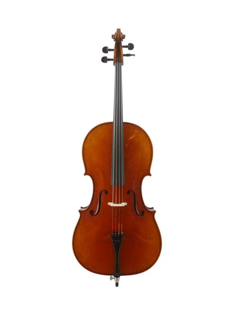 klaus heffler handmade cello only model 2a synwin