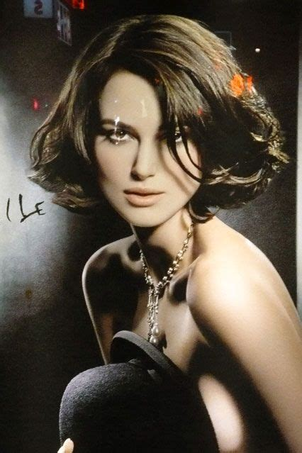 coco chanel hair styles keira knightley hair style file brunette bob coco