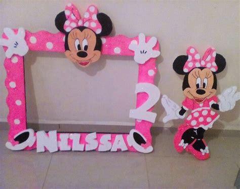 como hacer un porta retrato de minnie mouse las 25 mejores ideas sobre marcos para baby shower en