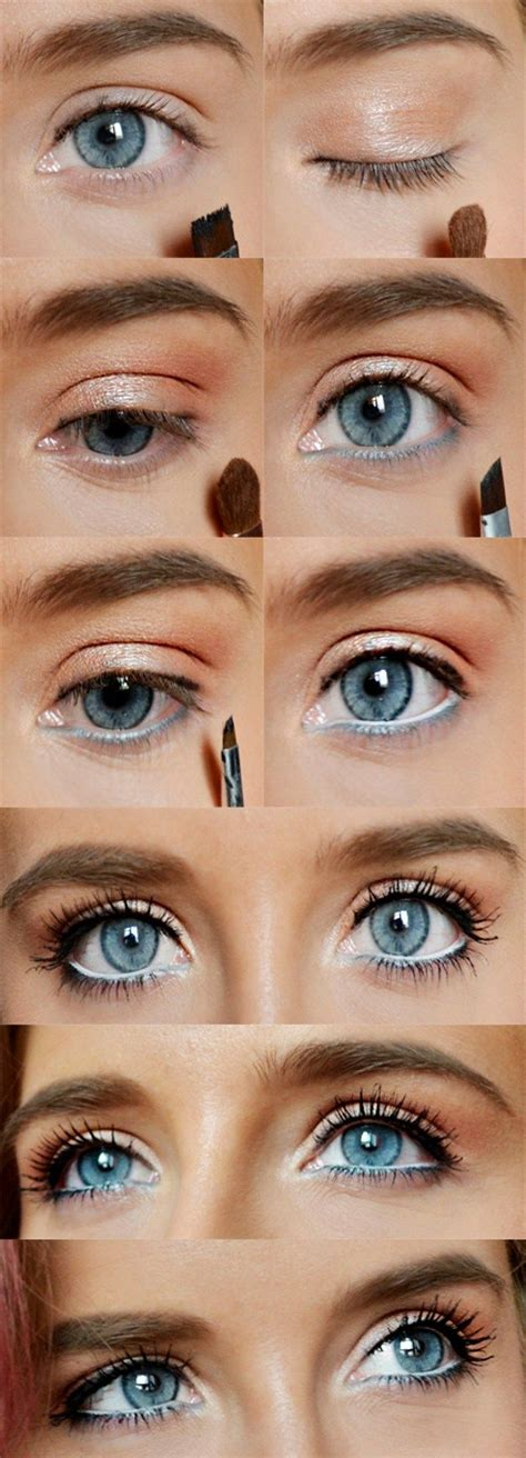 tutorial makeup natural berhijab 17 best ideas about blue eyes on pinterest eye shadows