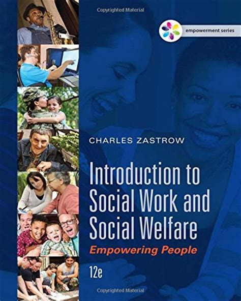 empowerment series understanding human behavior and the social environment biography of author charles zastrow booking appearances