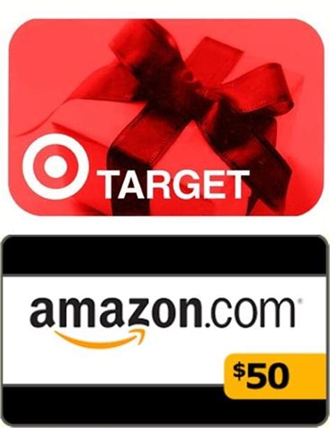 Target Gift Cards Amazon - free 50 amazon target walmart gift card in only 8 days how cool trusper