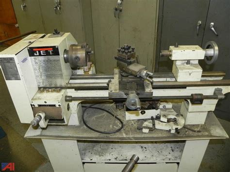 jet bench lathe auctions international auction pine bush csd 6280 item