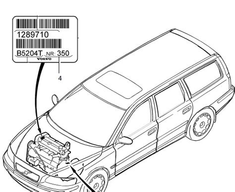 volvo 740 turbo fuel filter replacement engine diagram