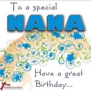 nana birthday card personalised celebrations asian greeting card indian birthday card