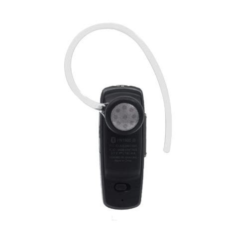 Headset Bluetooth Samsung Hm1900 samsung hm1900 bluetooth headset retail packaging black wireless phone accessory in the
