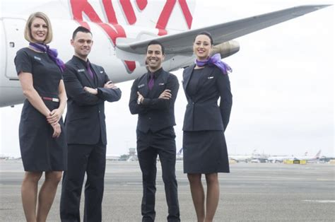 cabin crew members australia introduces new senior cabin crew
