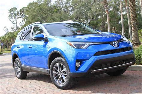 toyota rav limited hybrid successful   generation automotorprocom
