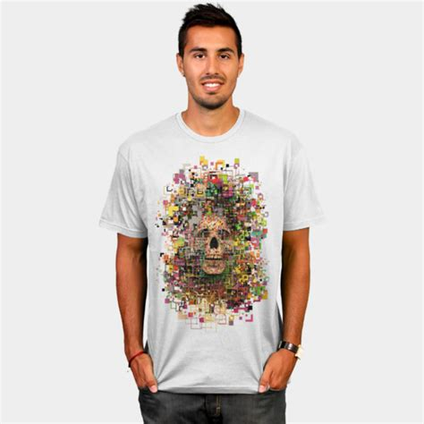 T Shirt White Noise white noise t shirt by falcaolucas design by humans