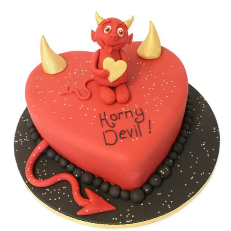***** Devil Cake   Birthday Cakes   The Cake Store