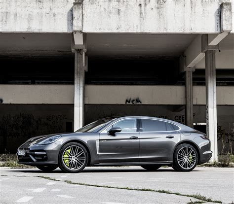 Porsche Panamera Ma E by Porsche Panamera Turbo S E Hybrid Executive Pierwsza Jazda