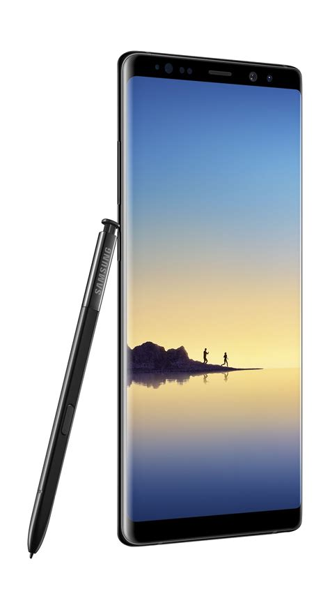 samsung note 8 buy samsung galaxy note8 64gb black at best price in kuwait xcite
