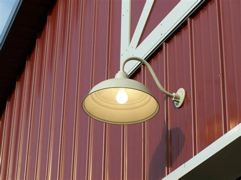 Sustainable Light Fixtures Lighting Design Ideas Gooseneck Barn Light Fixtures In Green Farmhouse Ceiling With Vintage