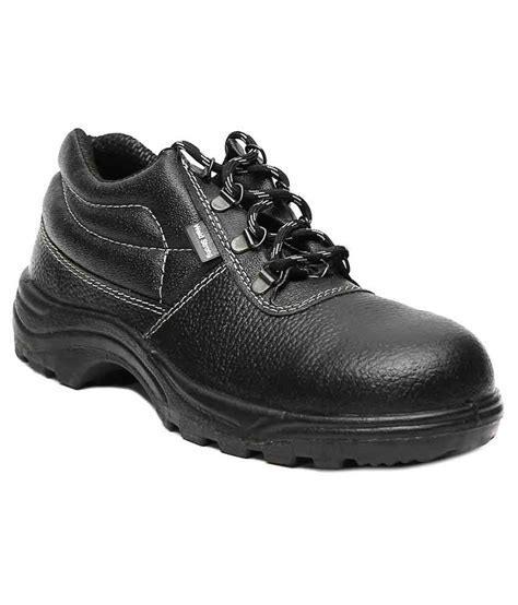 weldstrong black safety shoes price in india buy