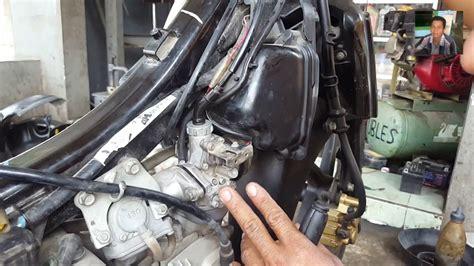 Kabel Gas Supra Merk Mitsuda cara mudah setting angin karburator pada motor cara setel angin karburator motor