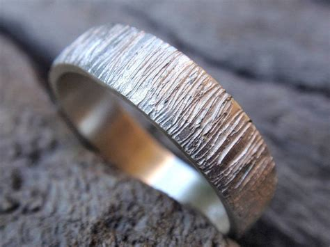 15 ideas of wood grain wedding bands