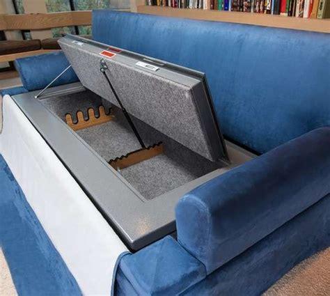 gun safe couch hidden gun safe couches couch safe
