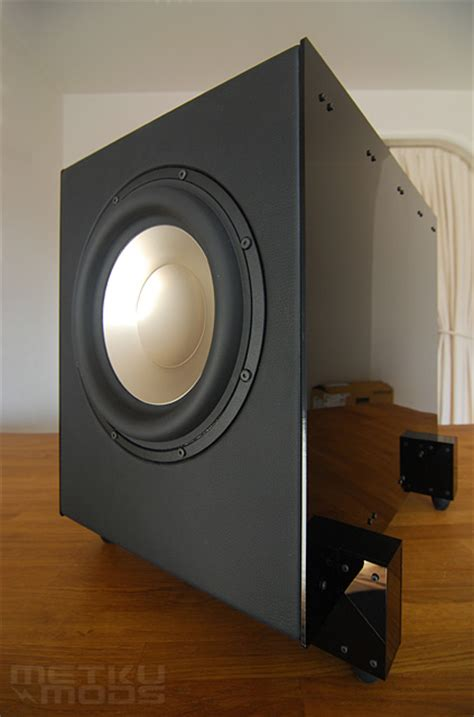 diy subwoofer project build hacked gadgets diy tech