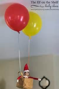 on the shelf ideas air balloon