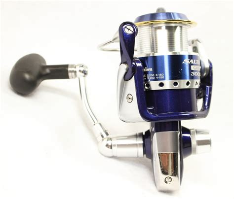 Reel Daiwa Saltiga 4500 Made In Japan daiwa saltiga 3000 spinning reel made in japan ebay