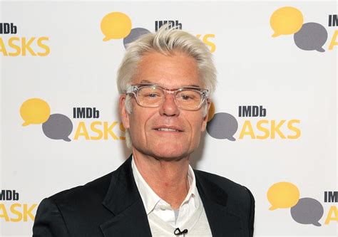 harry hamlin reveals what he thinks about the lisa rinna harry hamlin jokes about threatening lisa rinna with