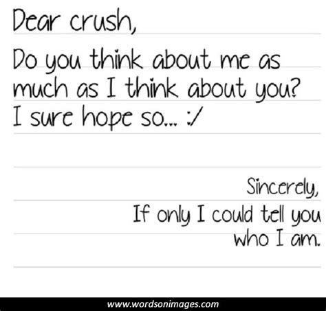 for secret crush secret quotes and sayings quotesgram