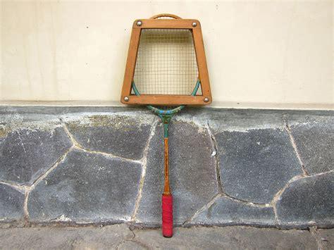Sepatu Badminton Jadul olahraga garasi opa
