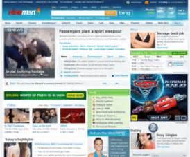 msn com msn com au ninemsn hotmail messenger news sport
