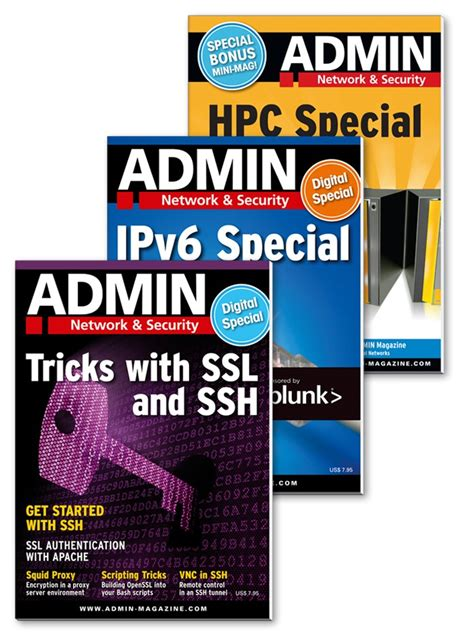 supplement 6 encryption admin digital special 3 for 1 special offer