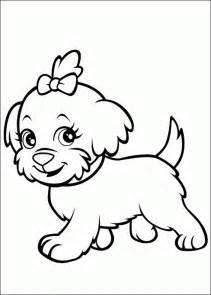 free baby pets coloring pages