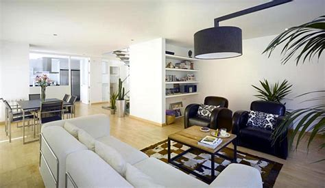 Functional Living Room house in villena interiorzine